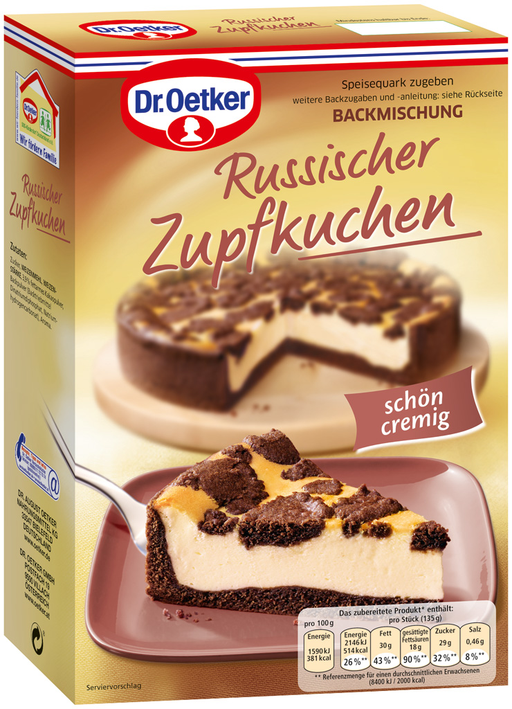 dr oetker russian chocolate cheesecake. Black Bedroom Furniture Sets. Home Design Ideas