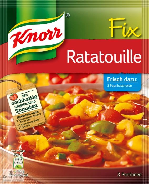 Knorr Ratatouille