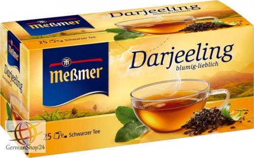 how to drink darjeeling tea
