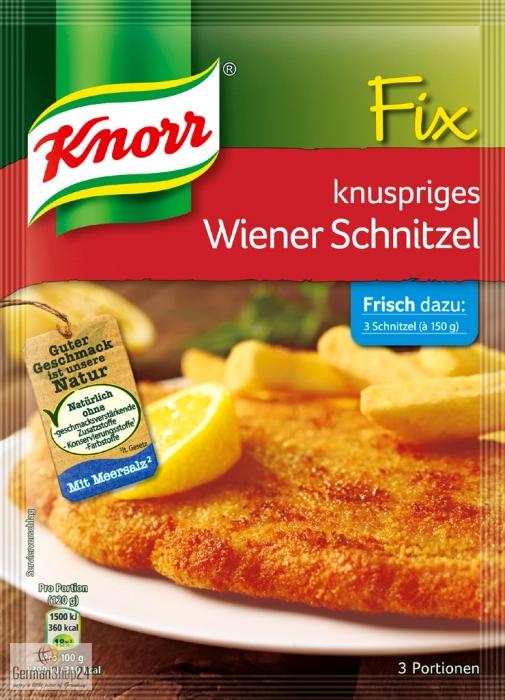 Wiener Schnitzel FIx