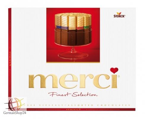 Merci Chocolates