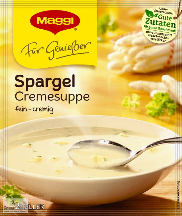 Maggi Spargel Suppe
