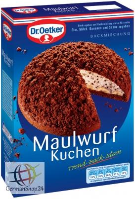 Maulworf Kuchen Mix