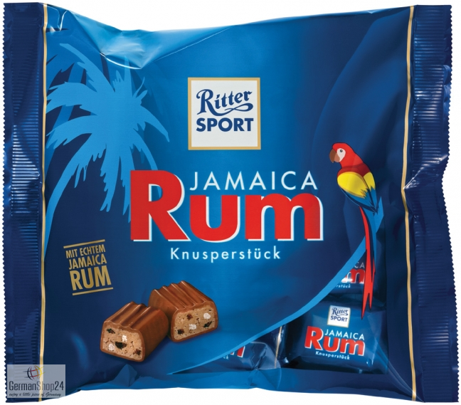 ritter sport crunchy rum pieces. Black Bedroom Furniture Sets. Home Design Ideas