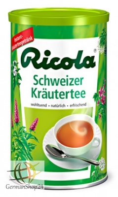 Ricola Swiss Herbal Tea