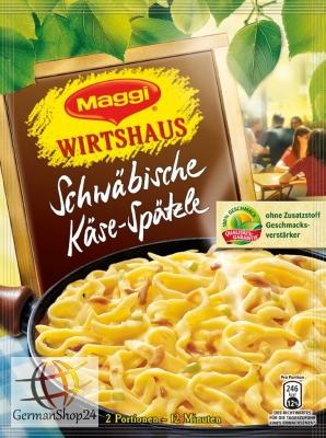 Schwabische Käse Spätzle