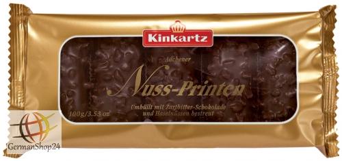 Nut PRinten with Dark Chocolate