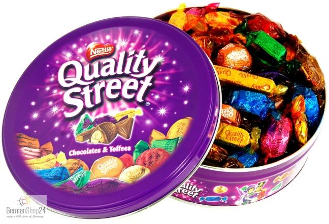 Quality Street 15 9 Oz Box