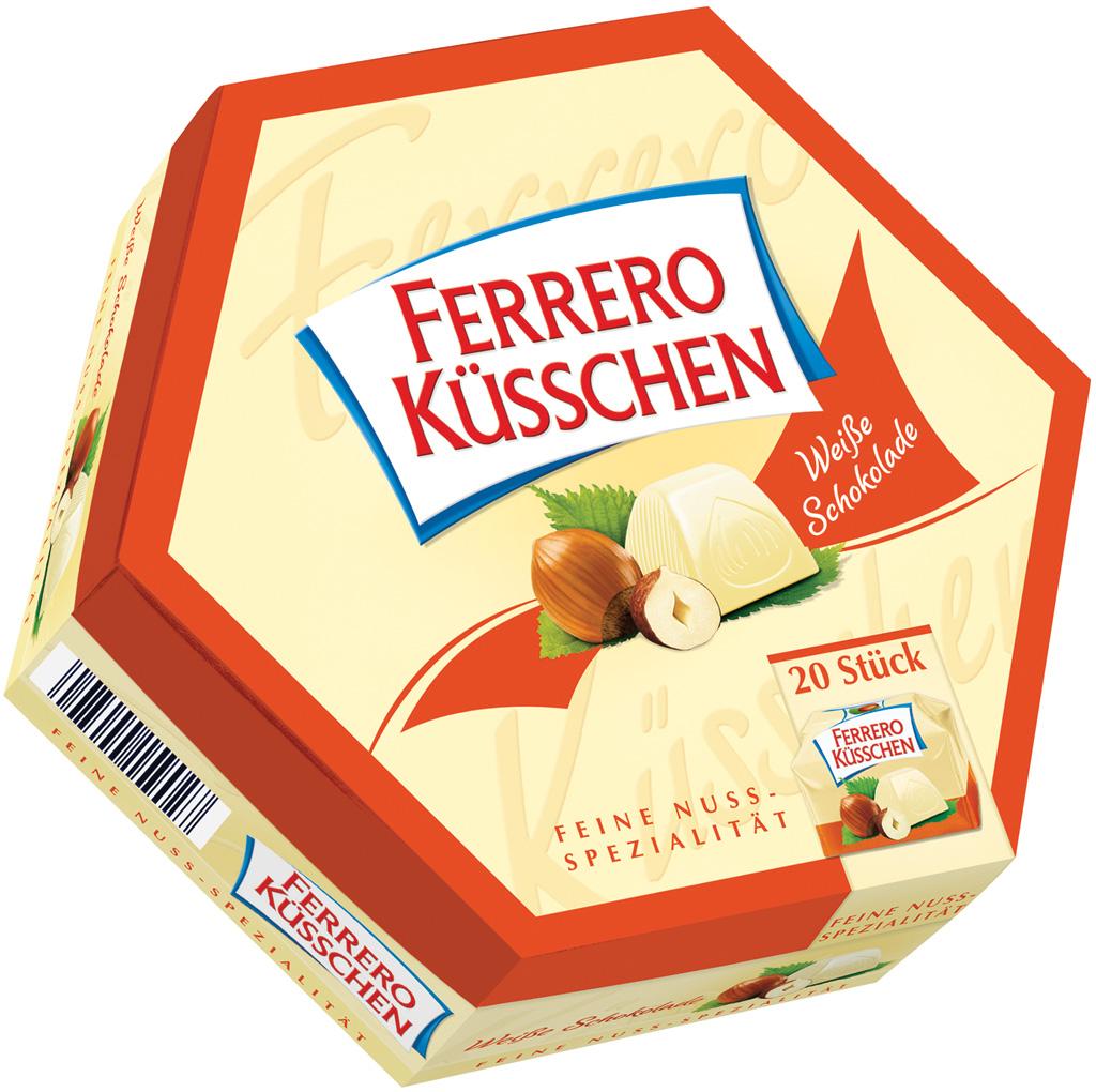 Ferrero K 252 Sschen White Chocolate 6 28 Oz