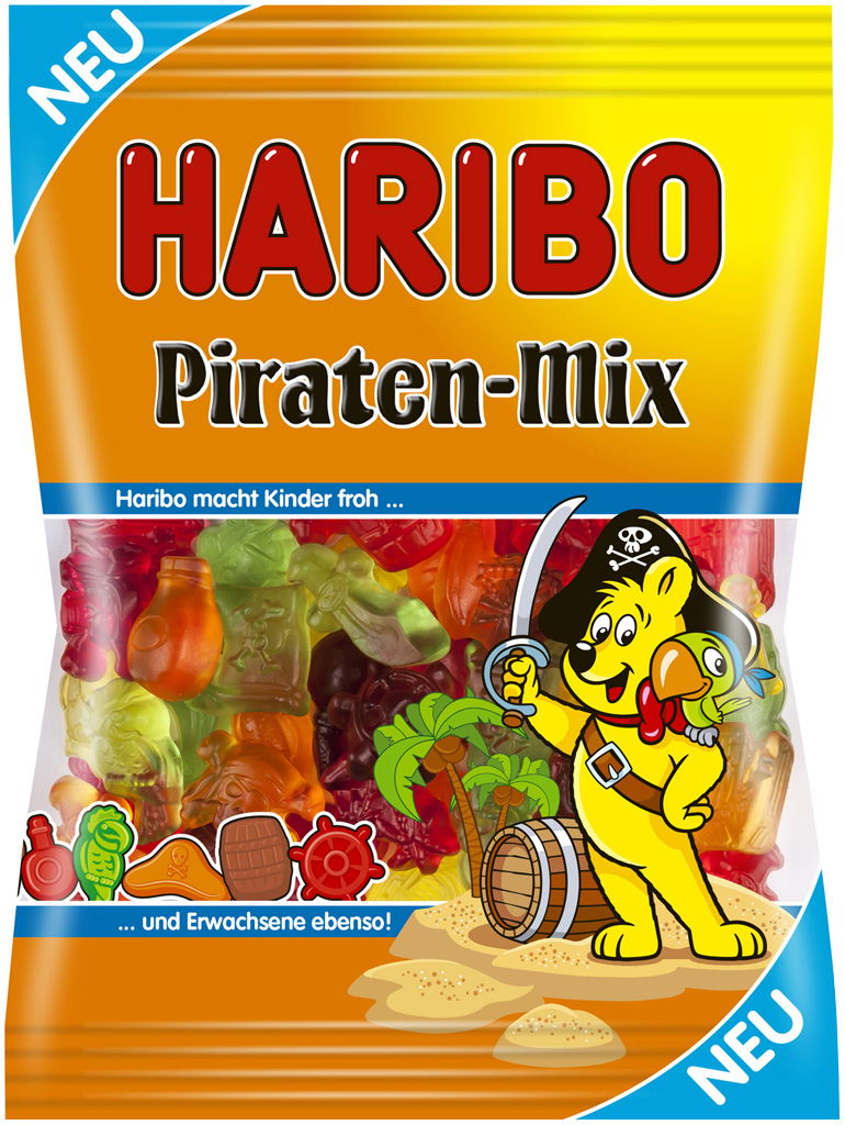 Haribo Pirate Mix