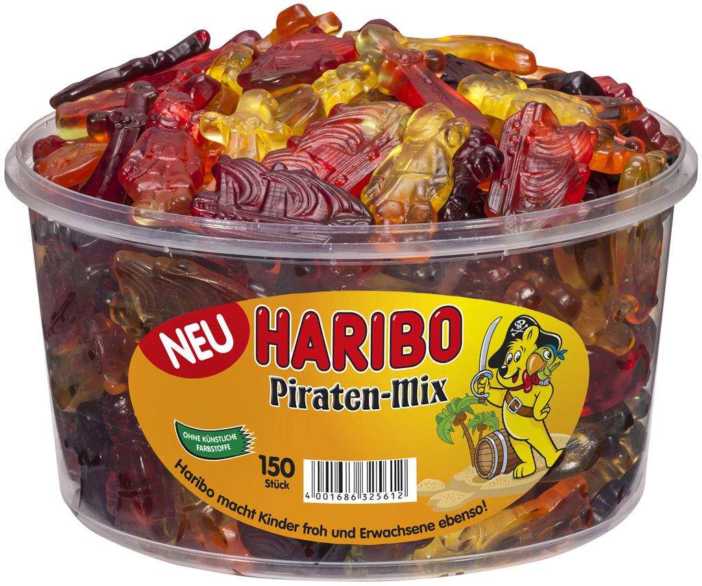 Haribo Pirate Mix Box