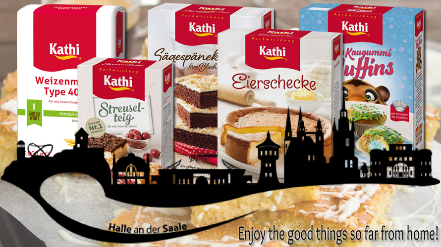Kathi – the new competitor to Dr. Oetker and RUF.