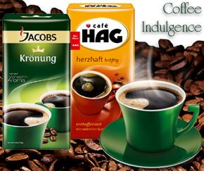 Coffee Indulgence