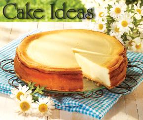 Cake Mixtures