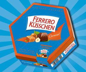 Limited Edition - Ferrero Küsschen Caramel