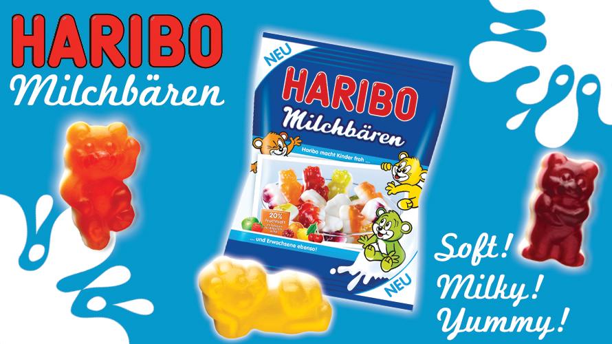 Haribo Milky Bears