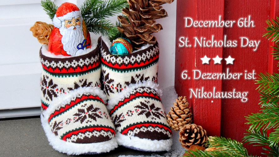 We wishing you a wonderful St. Nicholas Day