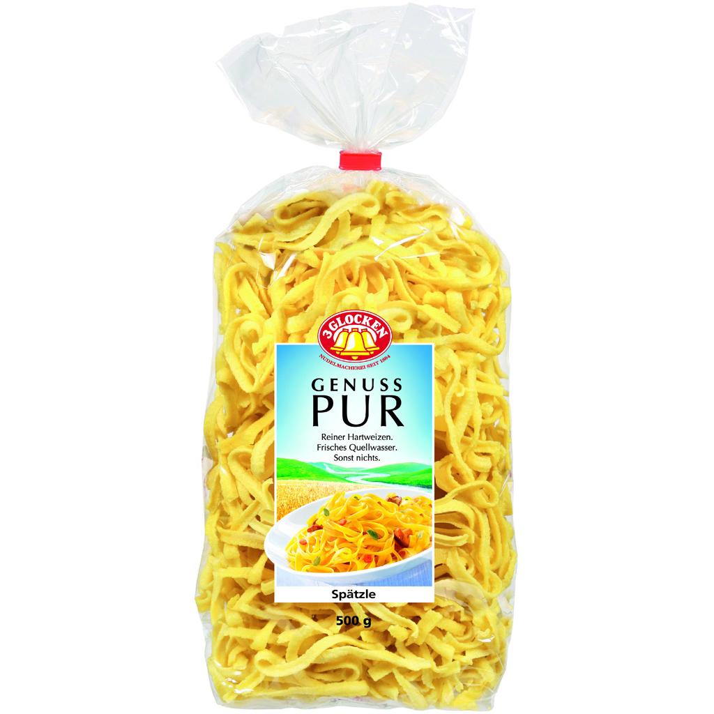 3 Glocken Spaetzle noodles