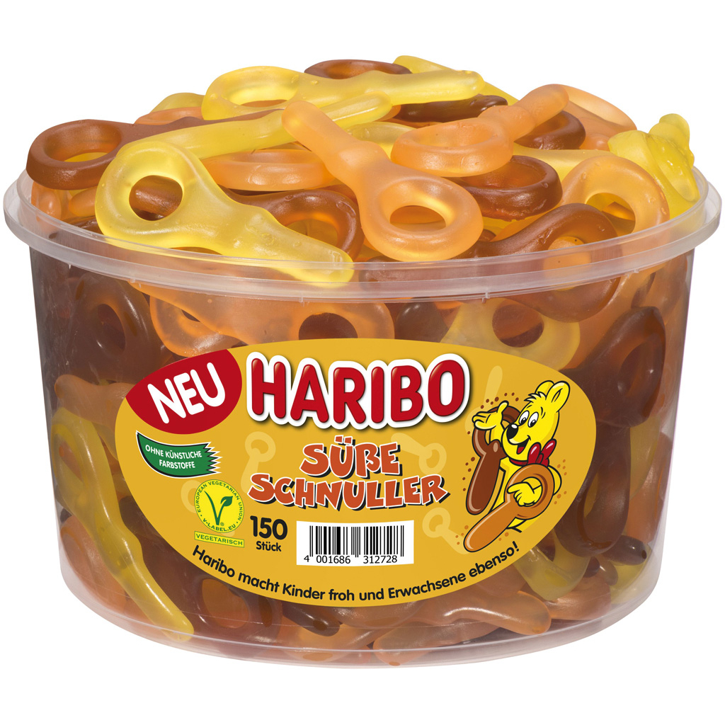 Haribo sweet Pacifiers