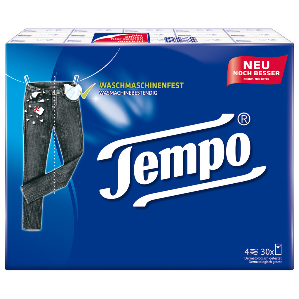 Tempo 30 Pack