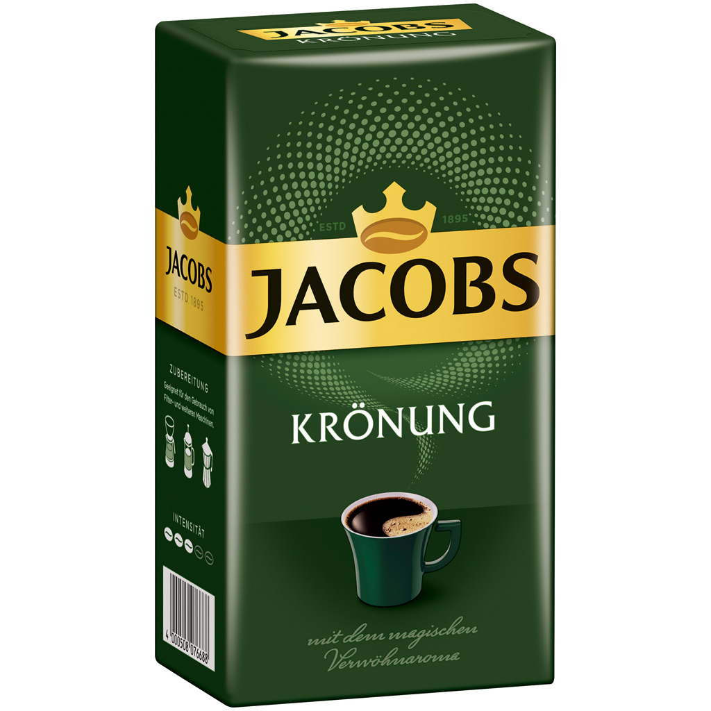 Jacob's Kronung Coffee