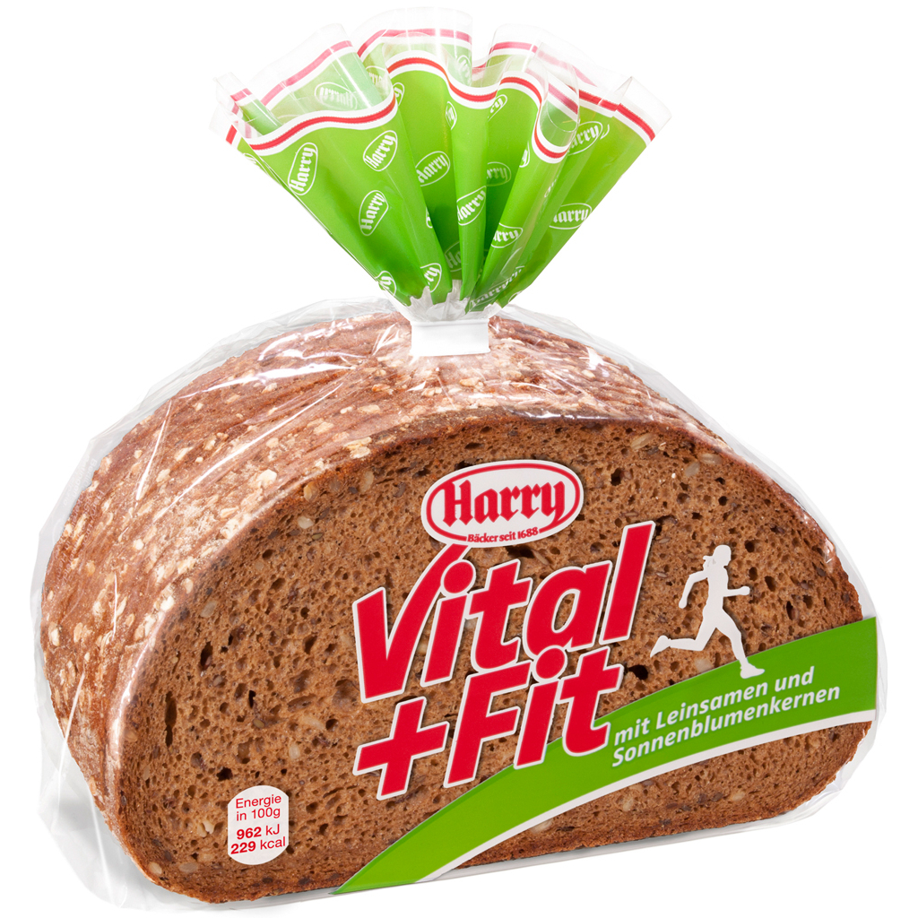 Harry Vital Fit Bread