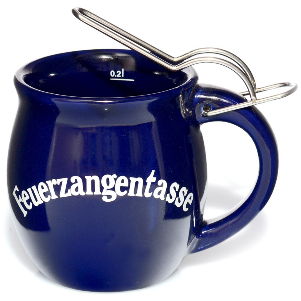 Feuerzangenbowle mug