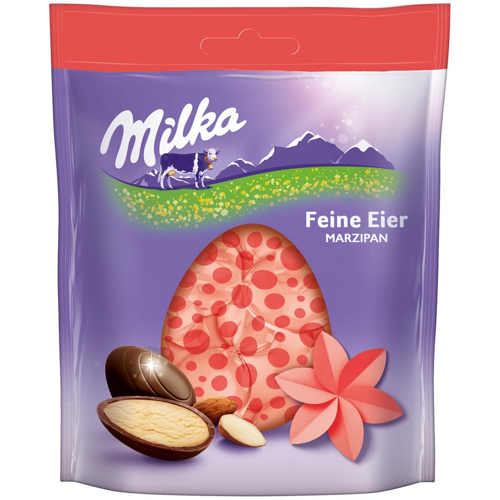 Milka Marzipan Eggs