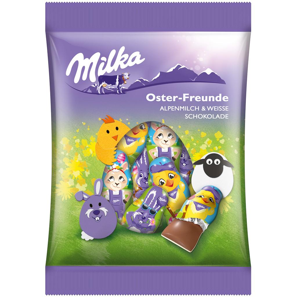 Milka Easter Friends