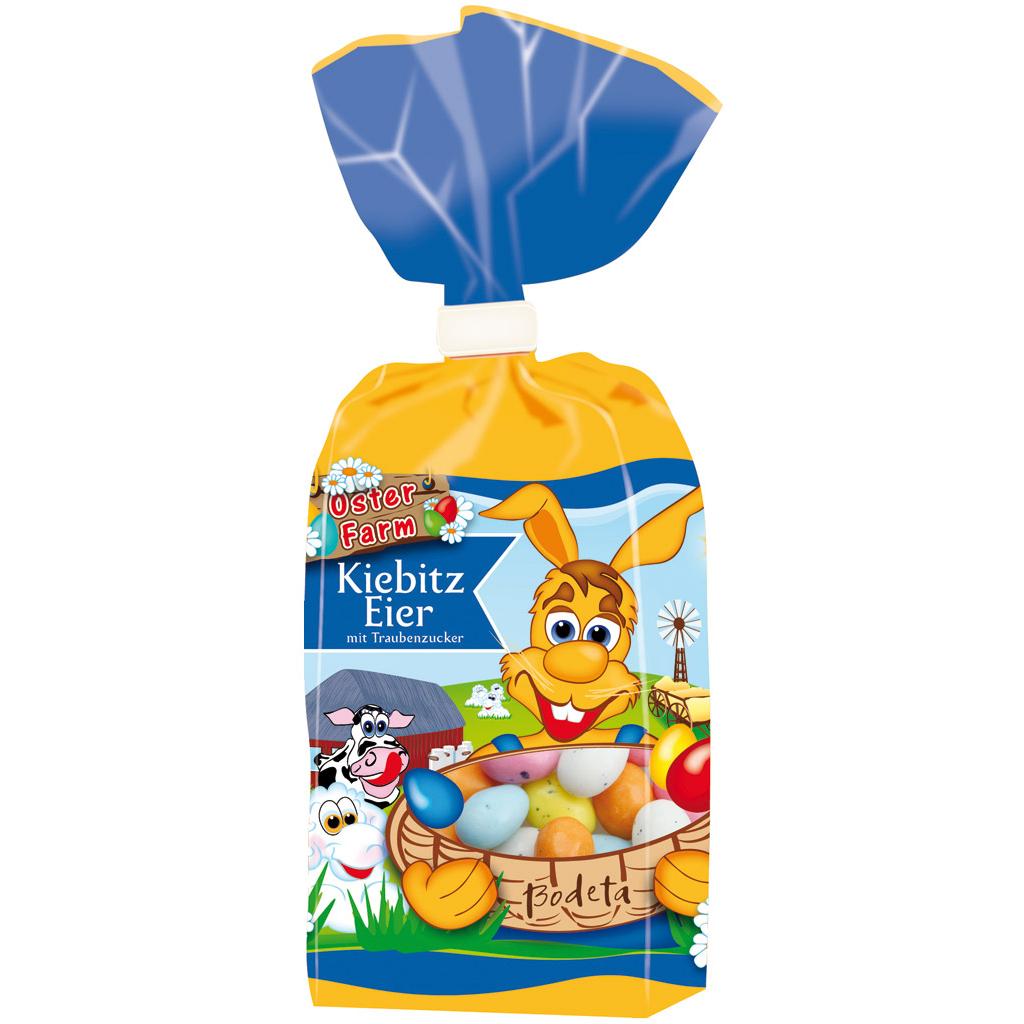 Coated Fondant Eggs