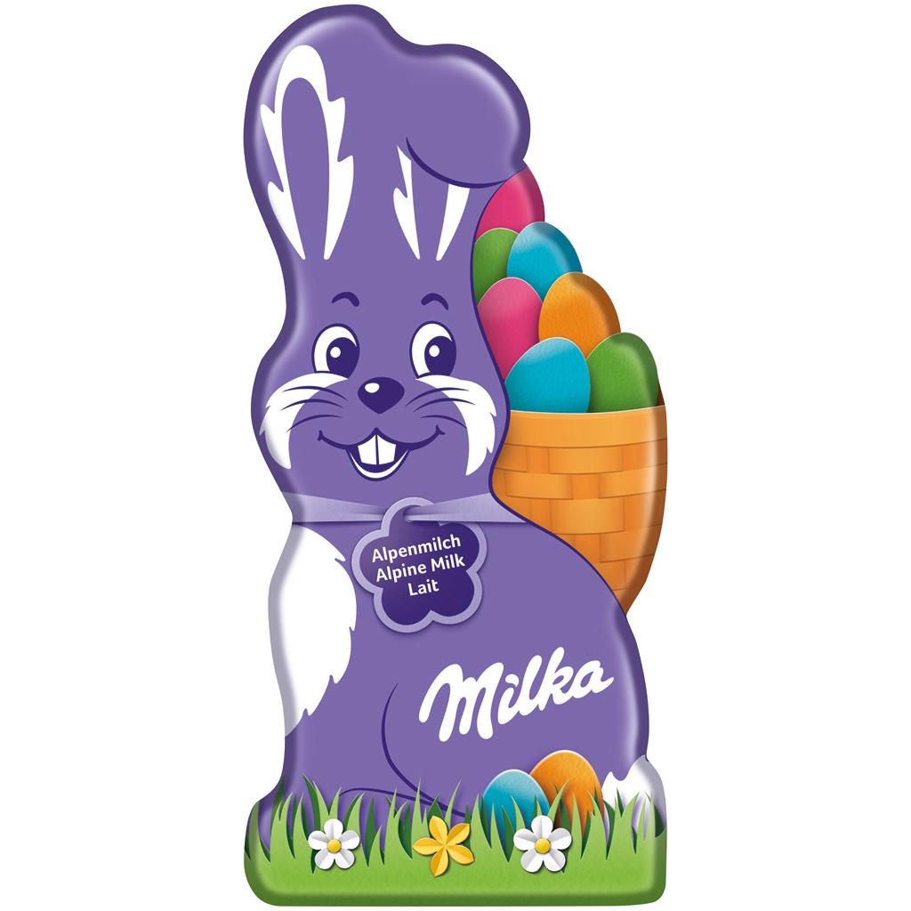 Milka Chocolate Rabbit