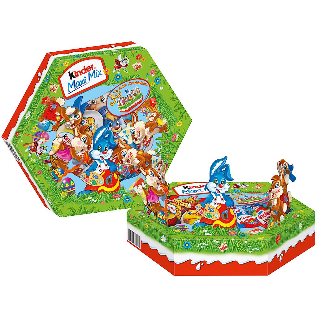 Kinder Maxi Basket