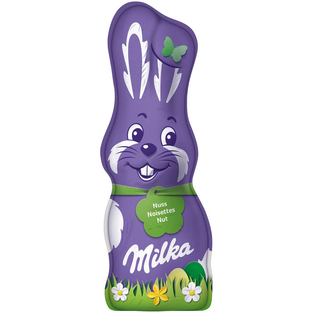 Milka Hazelnut Bunny