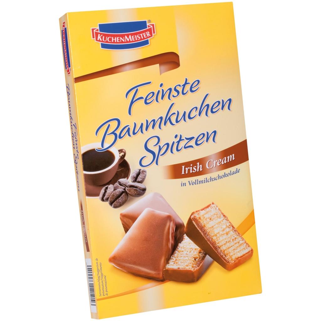 Kuchenmeister Baumkuchen Spitzen - Irish Cream