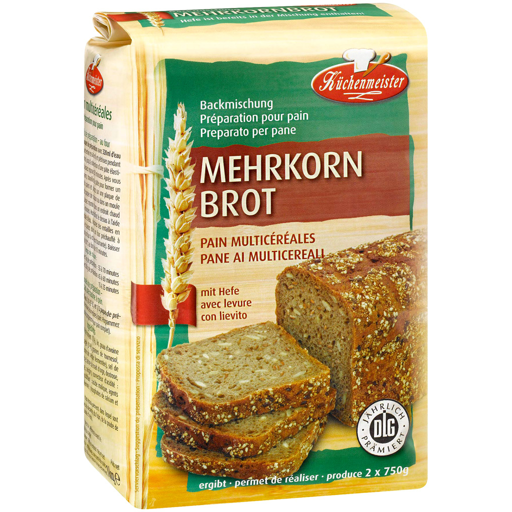 Multigrain Bread mix