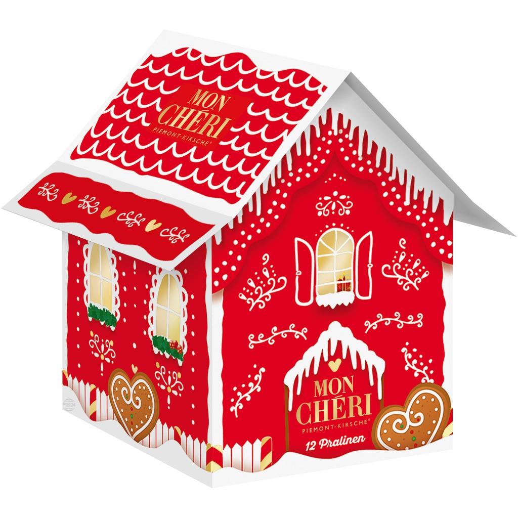 Mon CHeri Gingerbread House