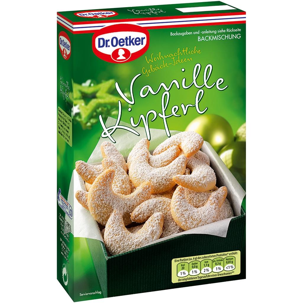 Vanilla Kipferl Baking Mix
