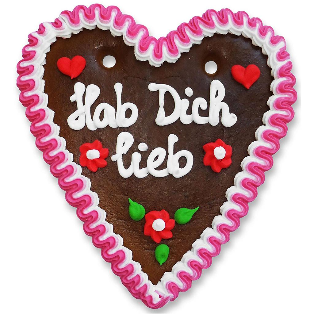 Hab Dich Lieb- I love you