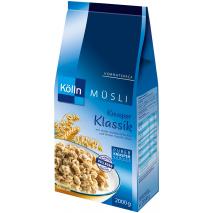 Koelln Muesli Crunchy Classic 4.41 lbs