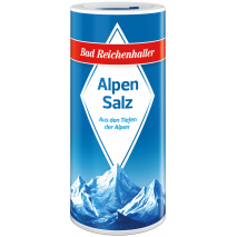 Bad Reichenhaller Alpine Salt 17.6 oz Dispensing Canister