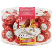 Lindt Cherry Brandy Filled Eggs Tub