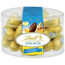 Lindt Egg Liqueur Filled Eggs Tub