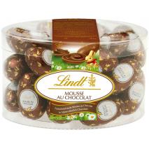 Lindt Mousse au Chocolat Eggs Tub