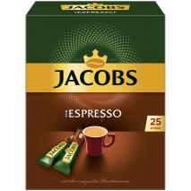 Jacobs Espresso 25 Single Servings