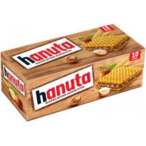 Ferrero Hanuta 10-Pack