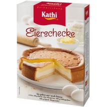 Kathi Egg Custard Cake