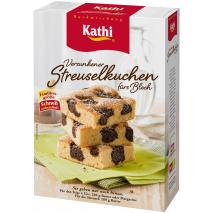Kathi Sunken Streusel Sheet Cake Mix