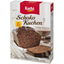 Kathi Chocolate Pound Cake Mix 16.2 oz