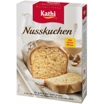 Kathi Hazelnut Pound Cake Mix 14.8 oz