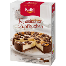 Kathi Russian Chocolate Cheese Cake